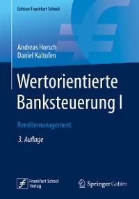 Cover Wertorientierte Banksteuerung I