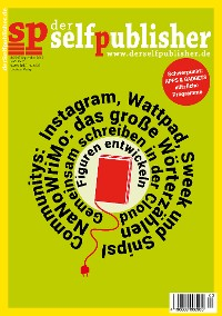 Cover der selfpublisher 7, 3-2017, Heft 7, September 2017