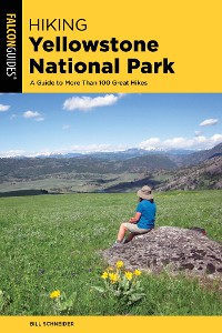 Cover Hiking Yellowstone National Park