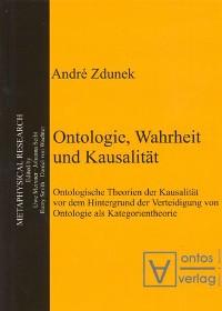 Cover Ontologie, Wahrheit und Kausalität