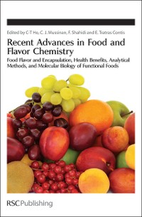 Cover Recent Advances in Food and Flavor Chemistry