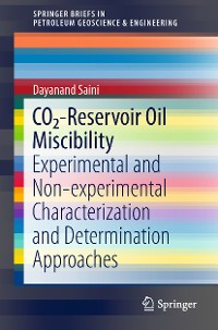 Cover CO2-Reservoir Oil Miscibility