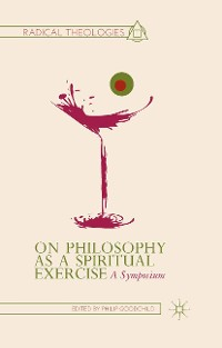 Cover On Philosophy as a Spiritual Exercise