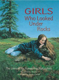 Cover Girls Who Looked Under Rocks