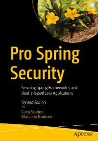 Cover Pro Spring Security
