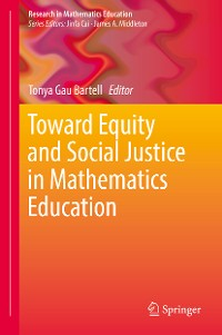 Cover Toward Equity and Social Justice in Mathematics Education