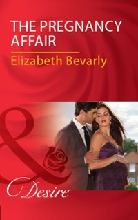 Cover Pregnancy Affair (Mills & Boon Desire)