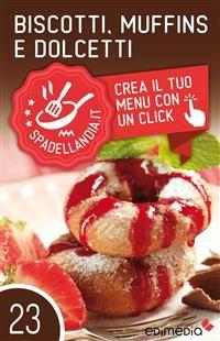 Cover Biscotti, Muffins e Dolcetti