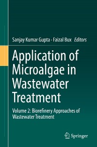 Cover Application of Microalgae in Wastewater Treatment
