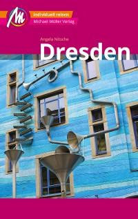 Cover Dresden MM-City Reiseführer Michael Müller Verlag