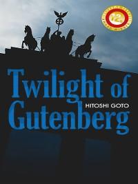 Cover Twilight of Gutenberg