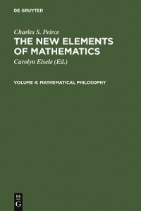Cover Mathematical Philosophy