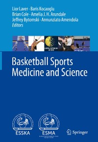 Cover Basketball Sports Medicine and Science
