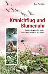 Cover Kranichflug und Blumenuhr