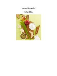 Cover Natural Remedies