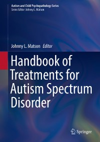 Cover Handbook of Treatments for Autism Spectrum Disorder
