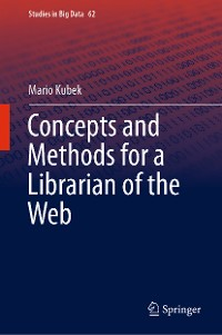 Cover Concepts and Methods for a Librarian of the Web