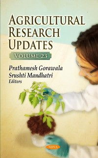 Cover Agricultural Research Updates. Volume 23