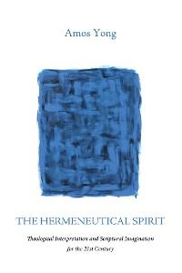 Cover The Hermeneutical Spirit