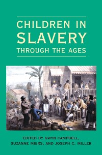 Cover Children in Slavery through the Ages