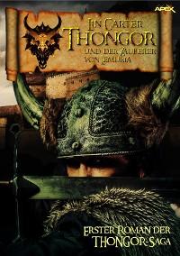 Cover THONGOR UND DER ZAUBERER VON LEMURIA