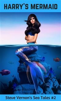 Cover Harry's Mermaid (Steve Vernon's Sea Tales, #2)