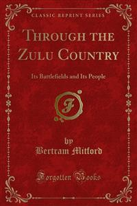 Cover Through the Zulu Country