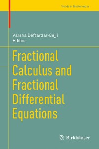 Cover Fractional Calculus and Fractional Differential Equations