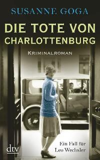 Cover Die Tote von Charlottenburg