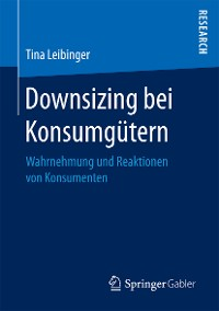Cover Downsizing bei Konsumgütern