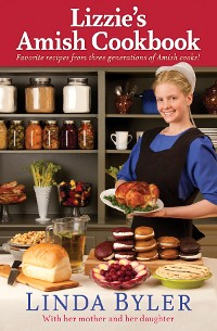 Cover Lizzie's Amish Cookbook