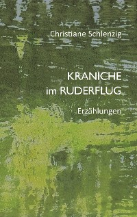 Cover Kraniche im Ruderflug