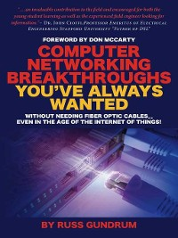 Cover Computer Networking Breakthroughs You've Always Wanted