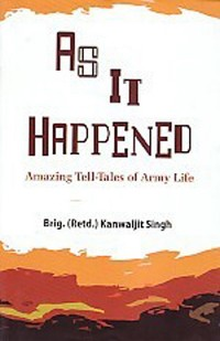 Cover As It Happened: Tell-Tales of Army Life