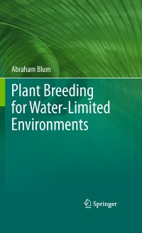 Cover Plant Breeding for Water-Limited Environments