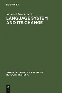 Cover Language System and its Change