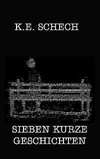 Cover Sieben kurze Geschichten
