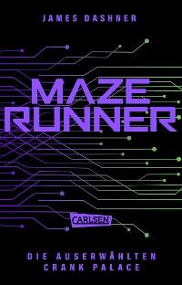 Cover Crank Palace. Newts Geschichte