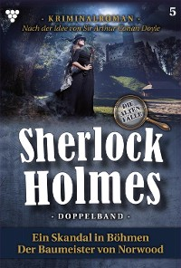 Cover Sherlock Holmes Doppelband 5 – Kriminalroman