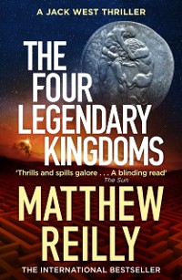 Cover Four Legendary Kingdoms
