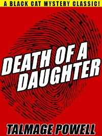 Cover Death of a Daughter