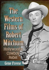 Cover Western Films of Robert Mitchum