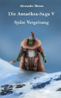 Cover Die Antariksa-Saga V