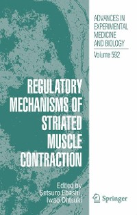 Cover Regulatory Mechanisms of Striated Muscle Contraction