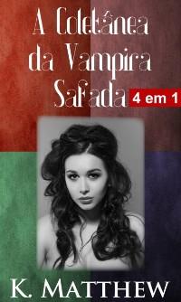 Cover Coletanea da Vampira Safada