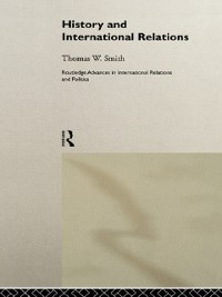 Cover History and International Relations