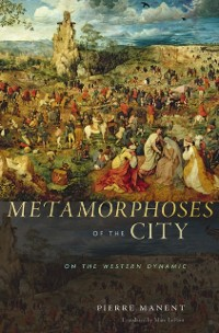 Cover Metamorphoses of the City