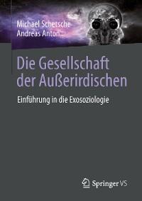 Cover Die Gesellschaft der Außerirdischen