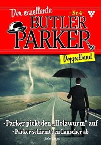 Cover Der exzellente Butler Parker 4 – Kriminalroman