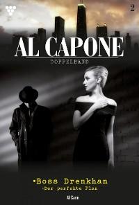 Cover Al Capone Doppelband 2 – Kriminalroman